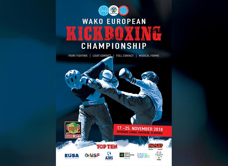 Campionati Europei Maribor